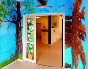 Kita Lino Rangsdorf Eingang
